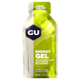 GU Energy Energy Gel Lemon Sublime 32g